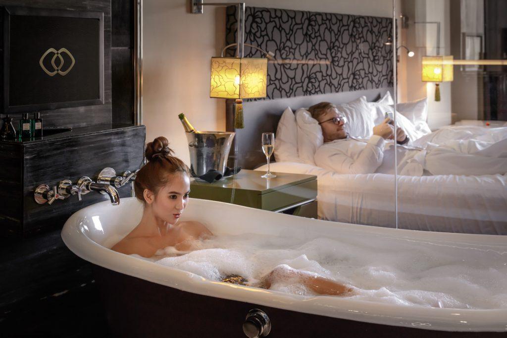 Luxury Sofitel Hotel resort lifestyle Asia 92