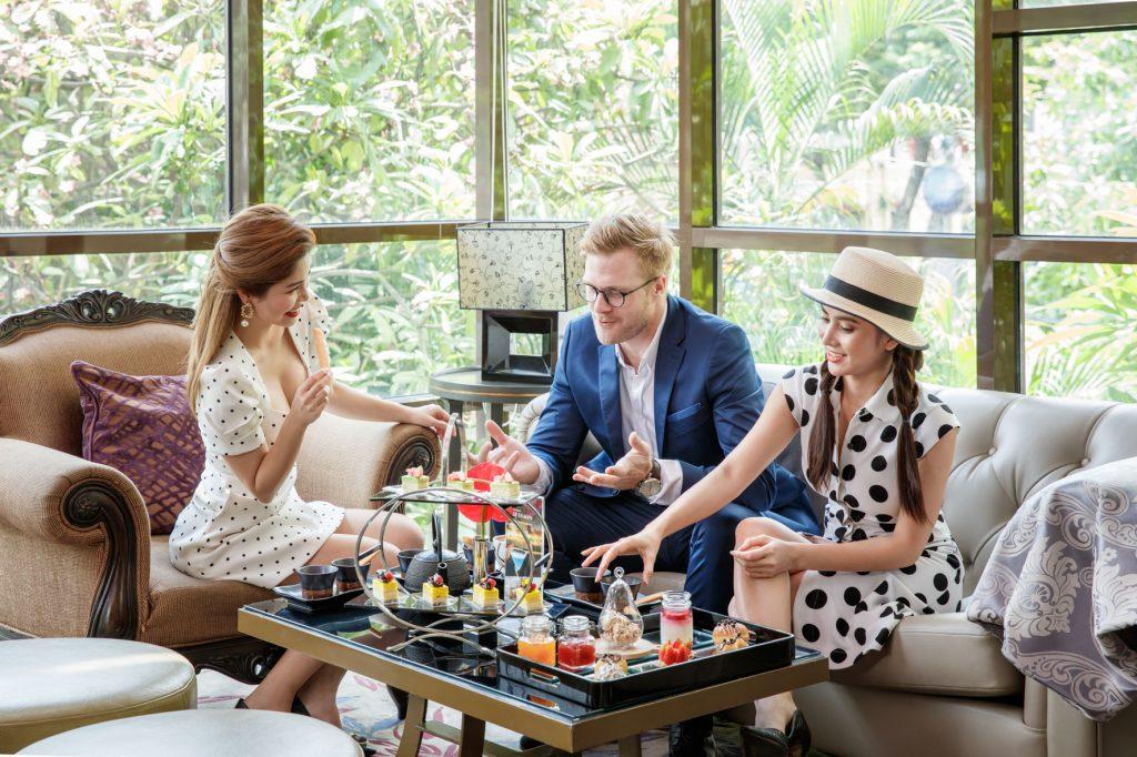 Luxury Sofitel Hotel resort lifestyle Asia 90