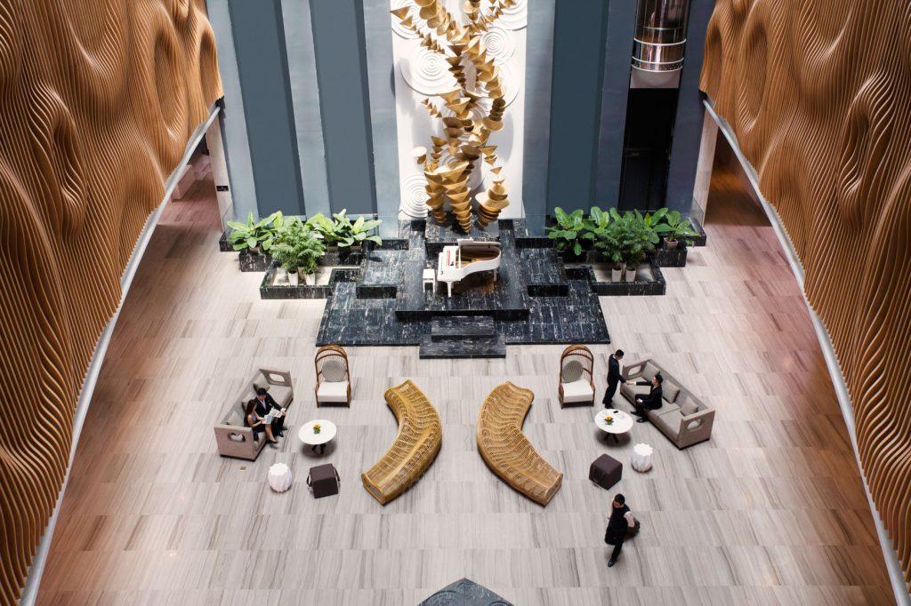 Luxury Pullman Hotel Resort Asia 200