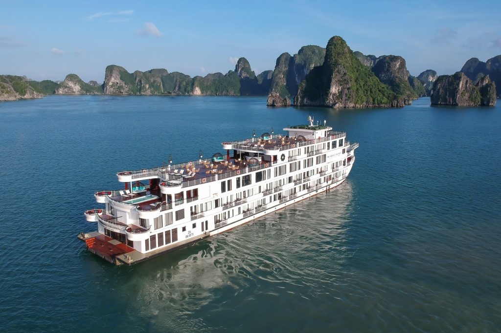 President Cruise Luxury Hotel Resort Asia 151