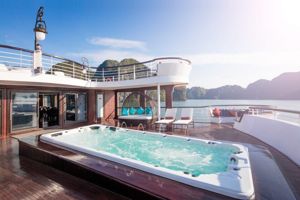 President Cruise Luxury Hotel Resort Asia 150