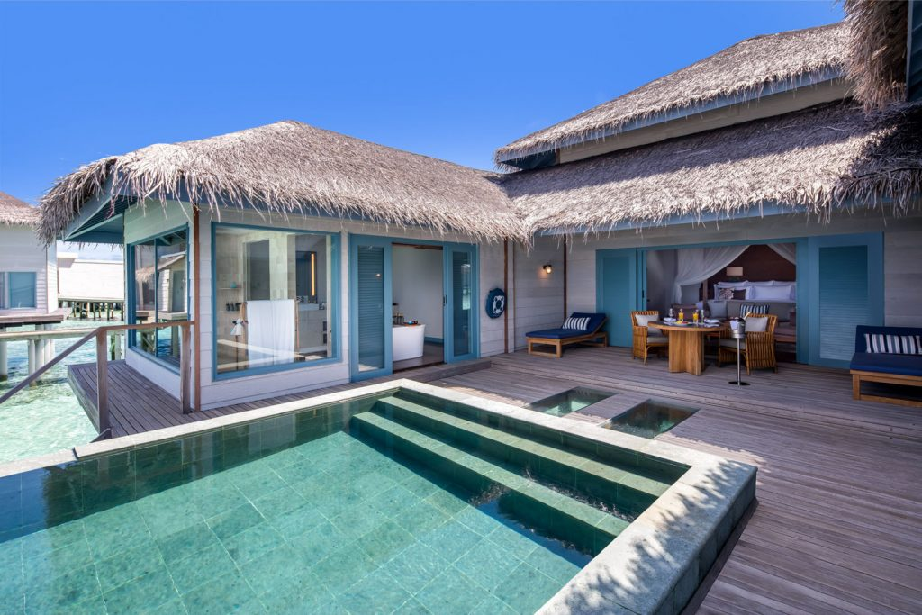 Luxury Raffles Maldives Resort 16