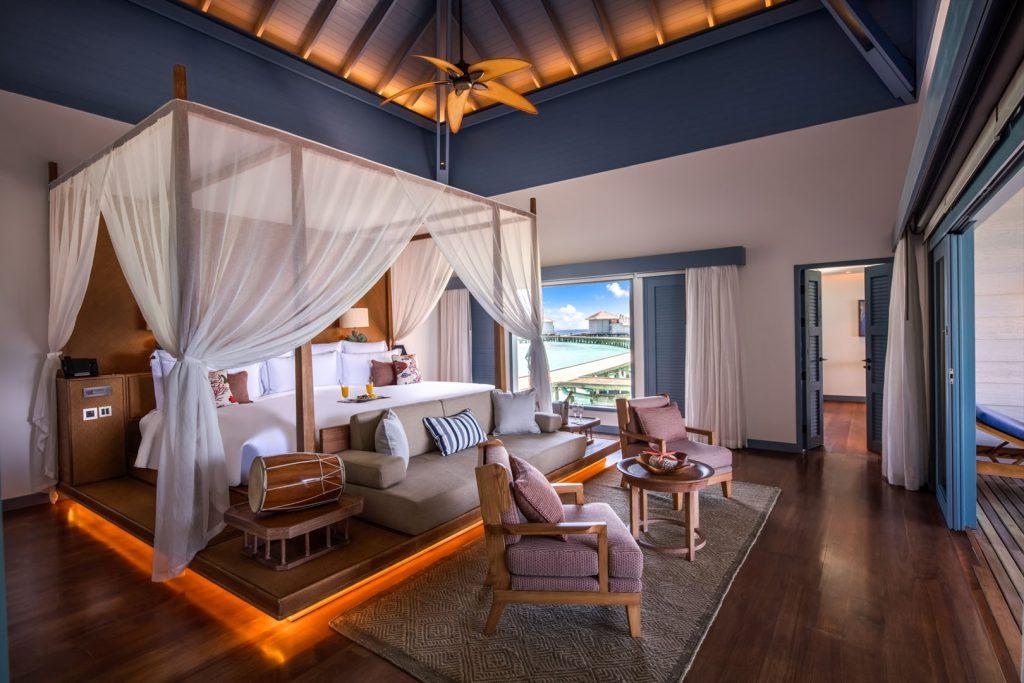 Luxury Raffles Maldives Resort 13