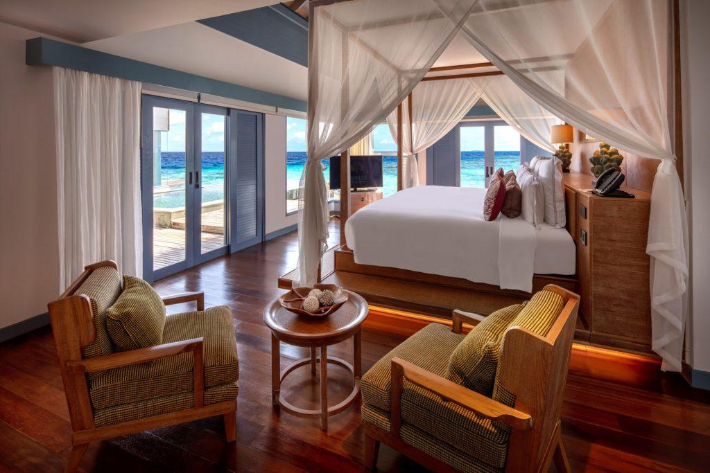 Luxury Raffles Maldives Resort 11