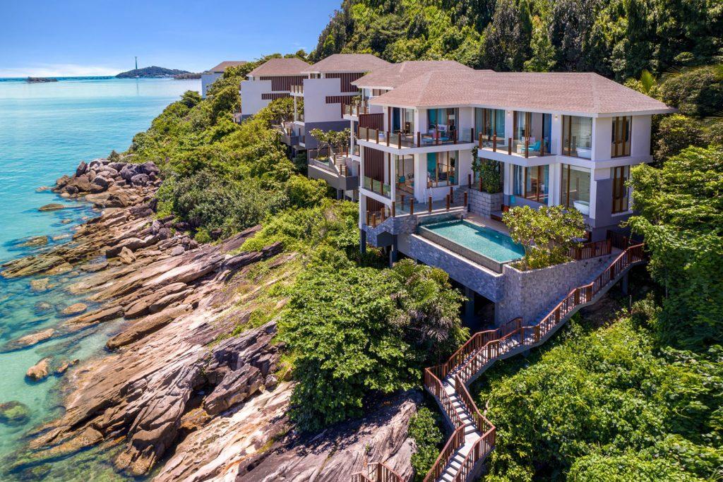 Luxury resort Asia 25
