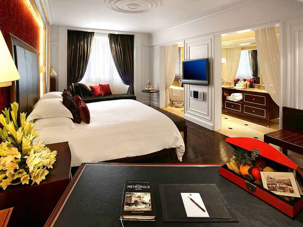 Luxury Sofitel Legend Hotel Resort Asia 109