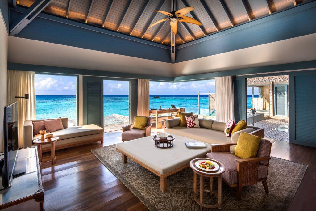 Luxury Raffles Maldives Resort 10