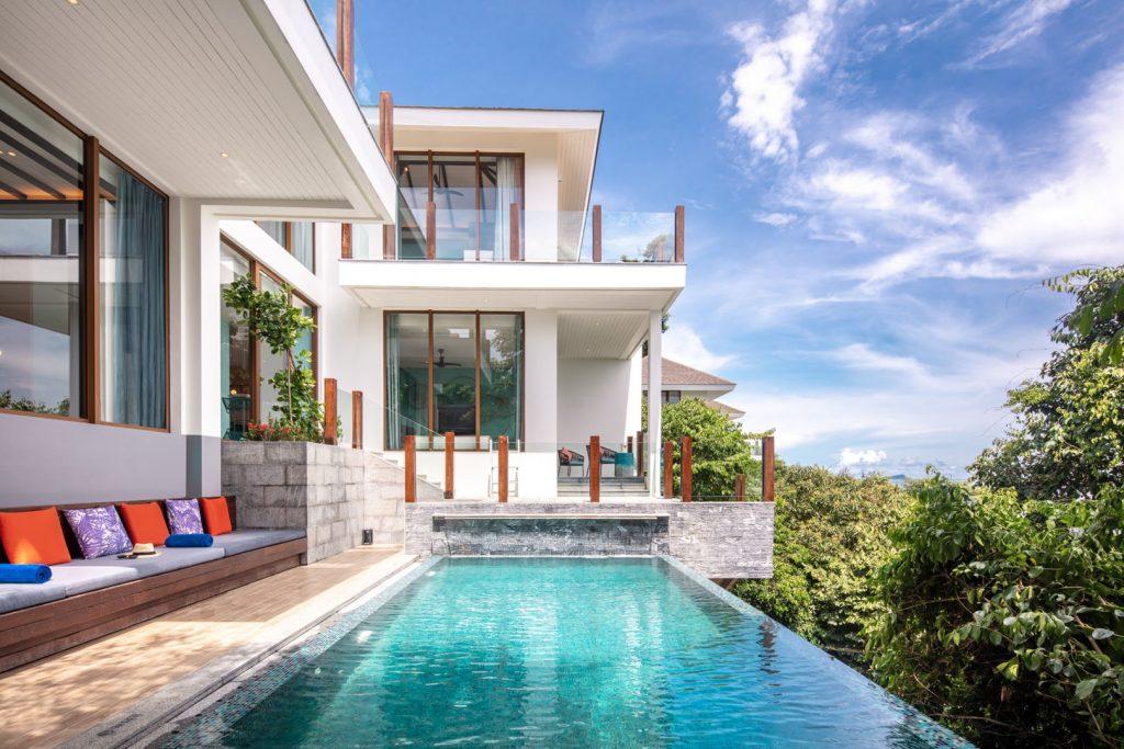 Luxury resort Asia 23