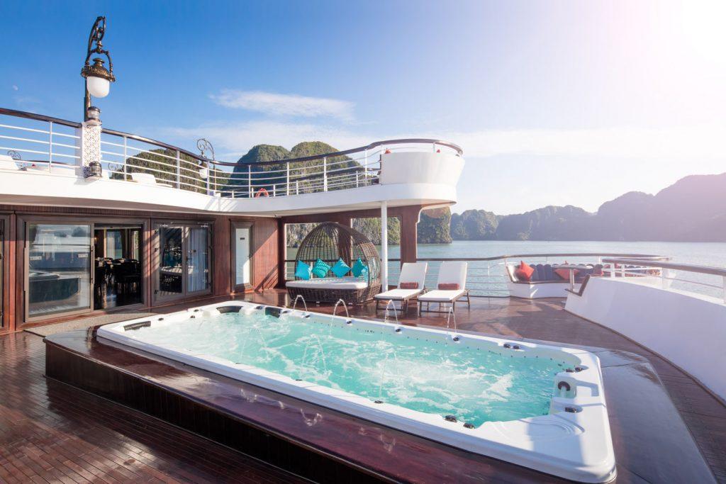 Luxury CruiseHotel Resort Asia 124